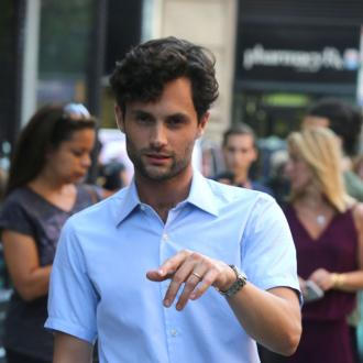 Penn Badgley is a dad