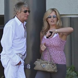 Penny Lancaster Welcomes Baby Boy Aiden