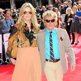 Rod Stewart's beauty secret