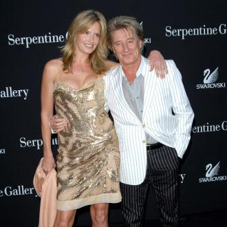 Rod Stewart: Penny Is 'Everything' To Me