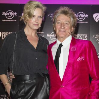 Sir Rod Stewart's Children Thought His Wife Was After His Money