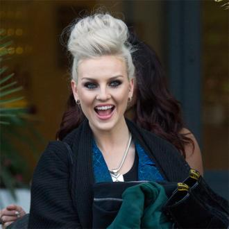 Perrie Edwards Doesn't Dress Up For Zayn