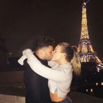 Smitten Perrie Edwards shares loved-up snap with new boyfriend