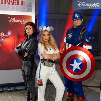 Perrie Edwards says Disneyland is her 'happy place'