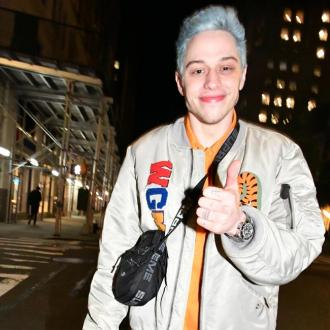 Pete Davidson Had To Pay For Kanye West's Dinner At Kid Cudi's Birthday Bash