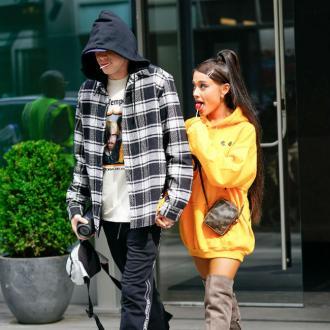 Ariana Grande's fiancé slams 'evil' Internet