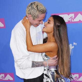 Pete Davidson And Ariana Grande Bonded Over Exes