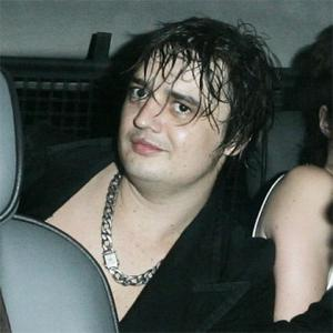 Jewellery Designer Pete Doherty