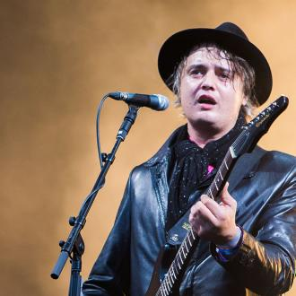 Pete Doherty Performs Protest Gig