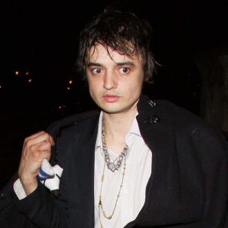 Pete Doherty started a band to get girls
