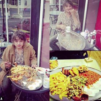 Pete Doherty Forced To Finish Breakfast Challenge As He Was 'Skint'