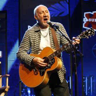 Pete Townshend found The Who tour 'tough'