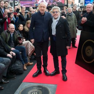 The Who honoured with founding stone in Music Walk of Fame