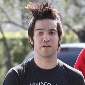 Pete Wentz Copies Son Bronx's Hair