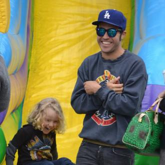 Pete Wentz's Son Wants To 'Punch' His Birthday Cake