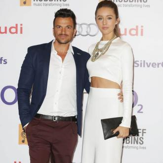 Peter Andre finds motherhood 'hard work'