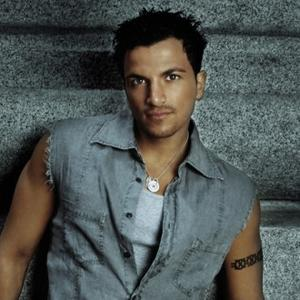 Peter Andre Remembers Happy Times