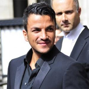 Peter Andre Struck Down By Mystery Illness