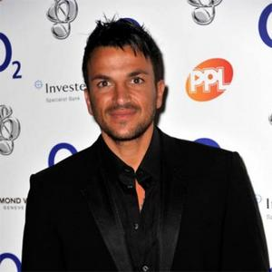 Sleepy Boyfriend Peter Andre