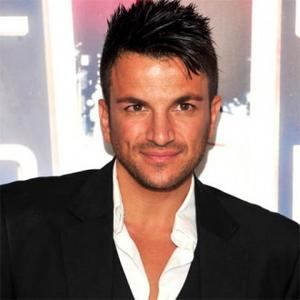 It's Puppy Love For Peter Andre