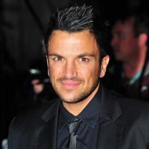 Peter Andre's Brother Hospitalised