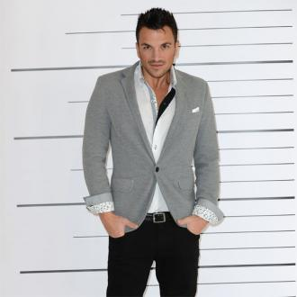 Peter Andre won't allow his kids to own a phone