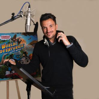 Peter Andre handed role in Thomas and Friends: Big World! Big Adventures! The Movie