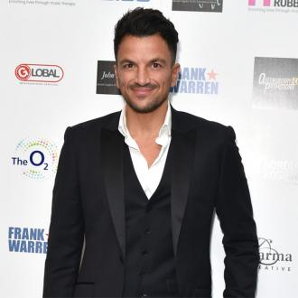 Peter Andre's family in isolation after Junior's coronavirus symptoms