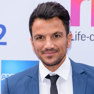 Peter Andre's ghostly encounter