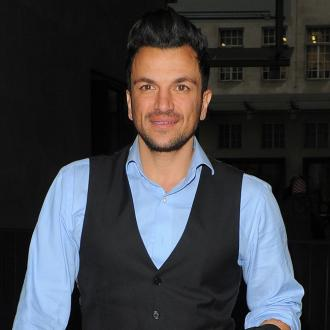 Peter Andre Lies About Tooth Fairy