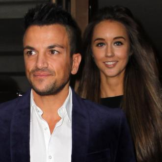 Peter Andre Still Looking For Suitable Name