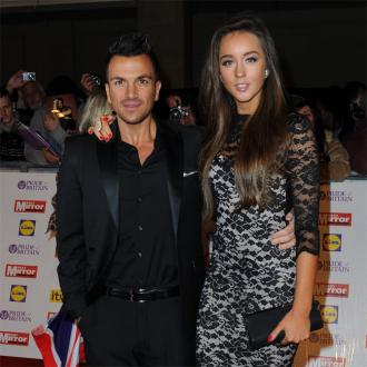 Peter Andre shares wedding video