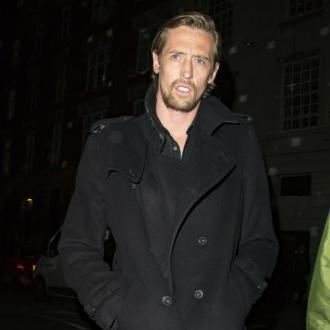 Peter Crouch Is Writing Novels