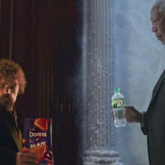 Peter Dinklage and Morgan Freeman star together in Superbowl commercial