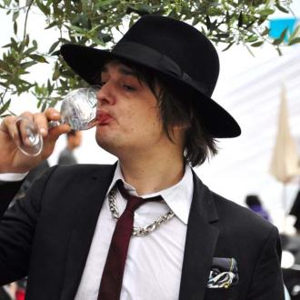 Pete Doherty Stops Stage Hallucinations