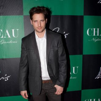 Peter Facinelli almost missed special moment