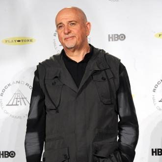 Peter Gabriel honoured at Progessive Music Awards