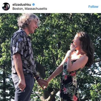 Eliza Dushku is engaged