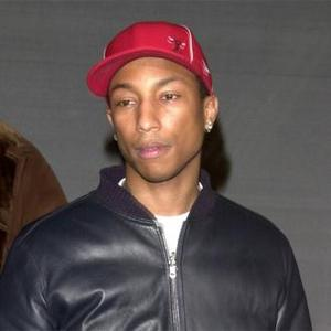 Pharrell Williams Customises All His Clothes