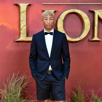 Pharrell Williams compares production work to selfies