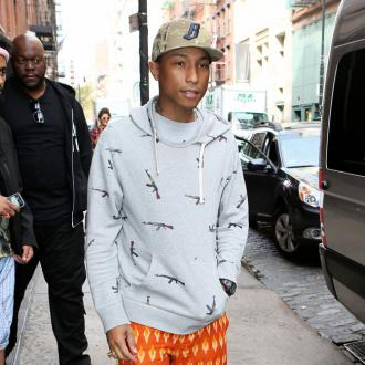 Pharrell And Jay-z's Music Like A 'Stanley Kubrick Movie'