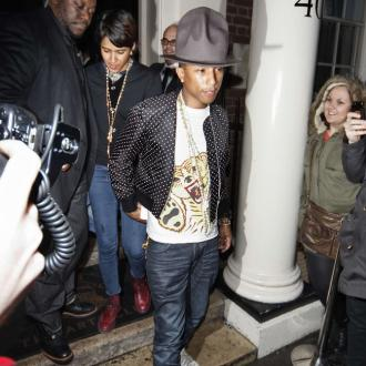 Pharrell Williams: I'll Never Be As Big As Jay Z