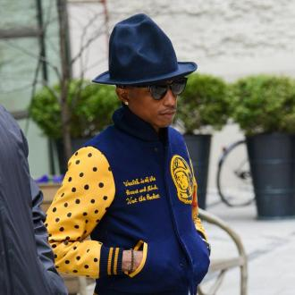Pharrell Williams Only Wears 'Holistic' Jewellery