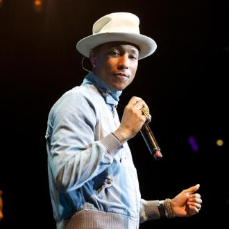 Pharrell Williams Loves Sharing The Spotlight
