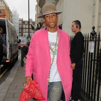 Pharrell Williams Launching Men's Bag Range