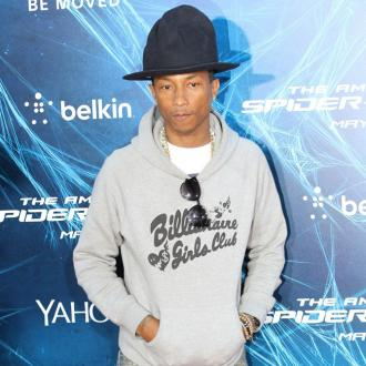 Pharrell Williams wakes Brits