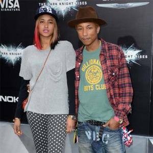 Pharrell Williams Likes Older Women