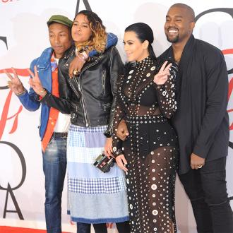 Kim Kardashian West: Pharrell 'Saved My Life'