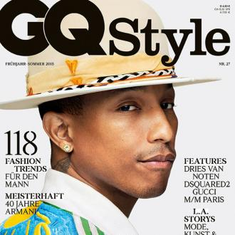 Pharrell Williams: I Couldn't Rap Like Jay Z