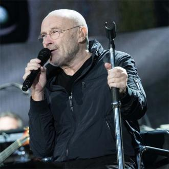 Phil Collins has 'lyrical ideas' for new album